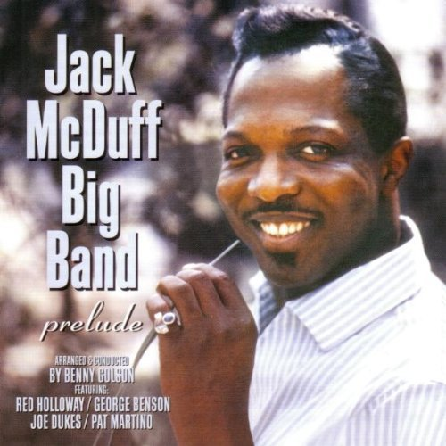 Prelude by Jack Mcduff Big Band (2003-11-03) (Jack Mcduff Prelude compare prices)
