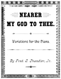 Nearer My God to Thee - Variations - Piano Solo