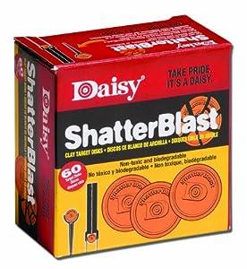 Daisy Shatterblast Refill Disks (60 pack)