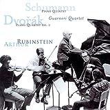 Schumann : Quintette avec piano en mi bémol majeur, op. 44 - Dvorak : Quatuor avec piano n° 2, en mi bémol majeur, op. 87