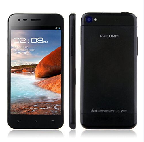 Phicomm X100W Ultrathin Smartphone Android 4.1 Msm8625Q 4.7 Inch Hd Ogs Screen 3G