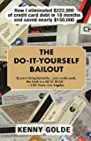 img - for Do-It-Yourself Bailout: How I Eliminated $222,000 of Credit Card Debt in Eighteen Months and Saved Nearly $150,000 book / textbook / text book