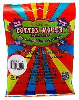 Cotton Mouth Candy Sour Mix Bag