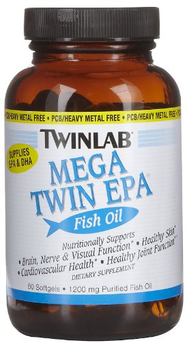 Mega Twin Epa Fish Oil 60Sg ( Multi-Pack)