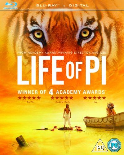 Life of Pi [Blu-ray] [Import]