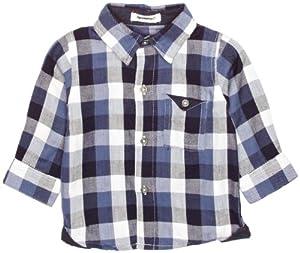 3 Pommes - Camisa de manga larga para bebé