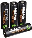 AmazonBasics - Pile ricaricabili AA a...