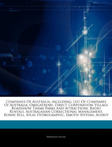 articles-on-companies-of-australia-including-list-of-companies-of-australia-omegatrend-direct-corpor