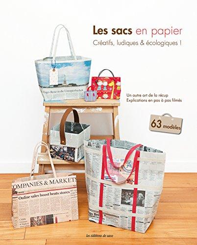 Les sacs en papier : créatifs, ludiques et écologiques !