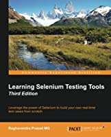 Learning Selenium Testing Tools, 3rd Edition Front Cover