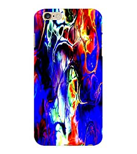 ColourCraft Abstract Image Design Back Case Cover for APPLE IPHONE 6S PLUS