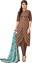 Omsairamcollections Women's Cotton Unstiched Dress Material_01_Multicoloured _Freesize
