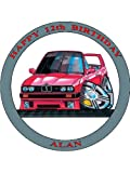 064-BMW M3 E30 CABRIOLET ROUGE KOOLART (0064) PERSONNALISABLE d'occasion  Livré partout en Belgique