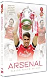 Arsenal 2013/14 Season Review DVD
