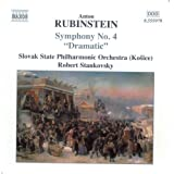"Symphony No. 4 ""Dramatic"" (Stankovsky, Slovak Spo)by A. Rubinstein"