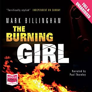 Burning Girl Audiobook