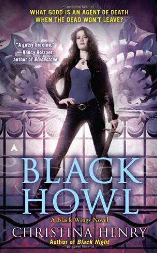 Image of Black Howl (Black Wings, Book 3)