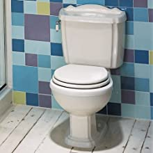 American Standard Antiquity/Repertoire Round Front Toilet Bowl