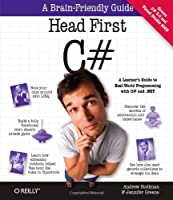 Head First C# Front Cover