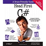 "Head First C# (Brain-Friendly Guides)von ""Andrew Stellman"""