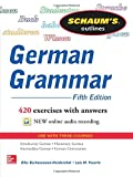 Schaums Outline of German Grammar (Schaums Outlines)
