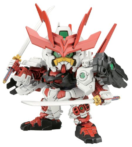 Bandai Hobby BB #389 SD Sengoku Astray Gundam Model Kit - 1
