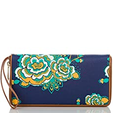 All Day Clutch<br>Navy Belize
