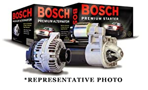 Bosch AL7541X Remanufactured Alternator