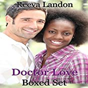 Doctor Love, 3 Book Boxed Set   Reeva Landon