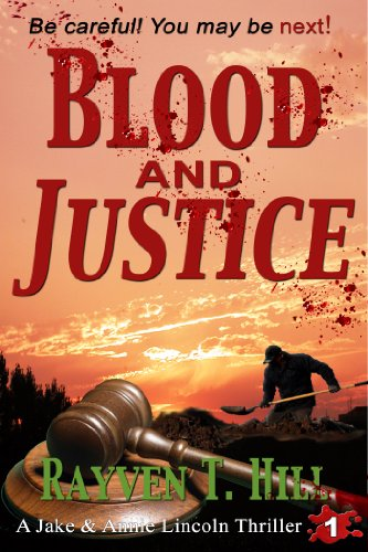 Blood and Justice: A Private Investigator Mystery Series