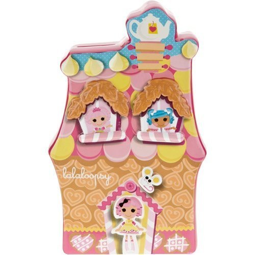 Lalaloopsy Ceramic Bank - 1