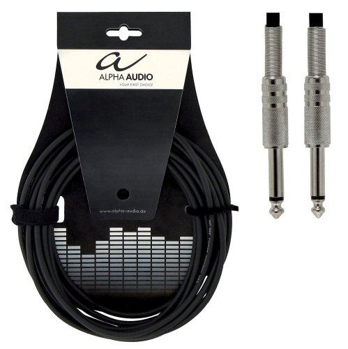 alpha-audio-190000-basic-line-instrumentenkabel-3m-monoklinke