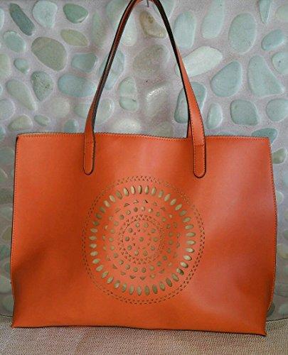 neiman-marcus-leather-geometric-cut-out-extra-large-orange-tote-shopper-travel-bag
