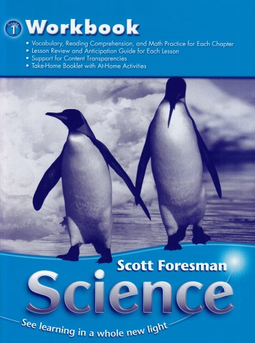 SCIENCE 2006  WORKBOOK GRADE 1