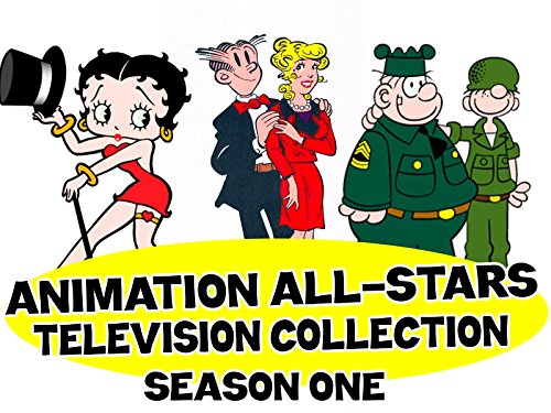 Animation All Stars Television Specials Collection - Season 1