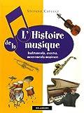 """Afficher """"L'Histoire de la musique"""""""