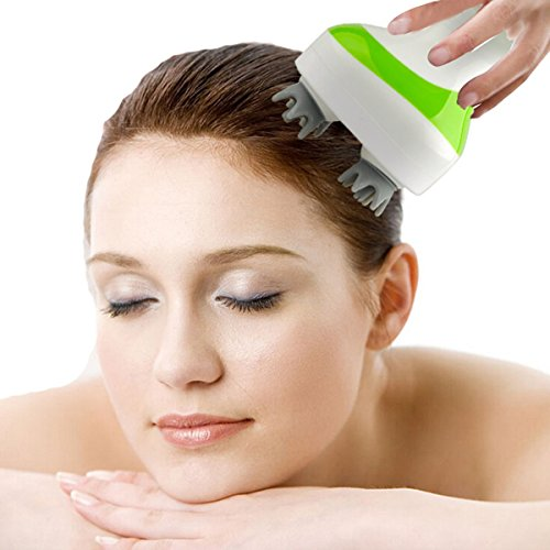 electric-head-massager-scalp-massage-relax-acupuncture-points-green
