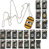 NFL Team Dog Tags / Neck Tags (34