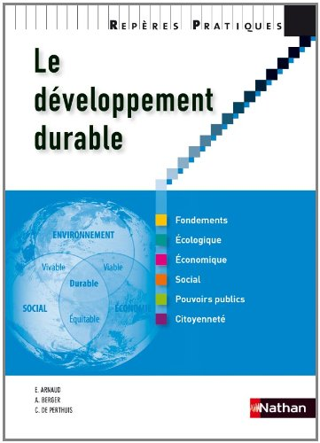 DEVELOPPEMENT DURABLE N73