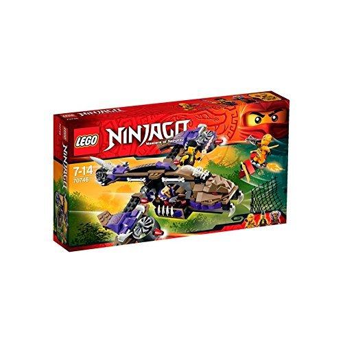 Lego Ninjago Condrai Copter Attack 70746 by LEGO