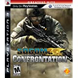 Sony Socom US Navy Seals Confrontation  Playstation 3