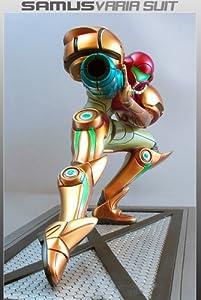 Metroid Prime Samus-Gravity Suit