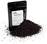 Teas Etc Black Tea, Vanilla Bean, 3-Ounce