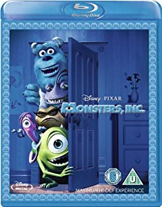 Monsters Inc. [Reino Unido] [Blu-ray]