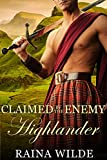 img - for Highlander Romance: Claimed by the Enemy Highlander (Historical, Scottish, Medieval) (Historical Scottish Highlander Short Stories Book 1) book / textbook / text book