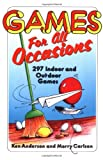 Games for All Occasions (0310201519) by Anderson, Ken
