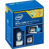 Intel Core i7-4770 Quad-Core Desktop Processor 3.4 GHZ  LGA 1150 8 MB Cache BX80646I74770 (Tamaño: Retail Packaging)