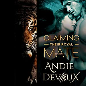 Claiming Their Royal Mate: The Collection Audiobook