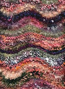 The Absolutely Fabulous Throw Kit by Colinette - English Garden