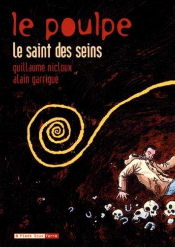 Le Poulpe 02 - le saint des seins (French Edition)